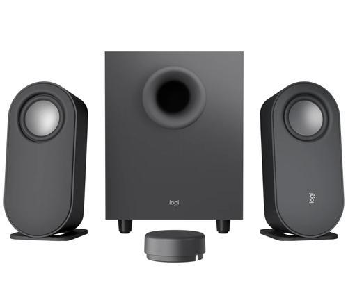 Logitech Z407 Blth speakers /wth sub GRAPHITE 980-001348