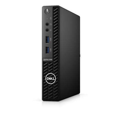 Dell OptiPlex 3080 MFF N021O3080MFFEM