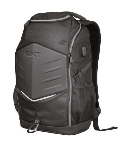TRUST GXT 1255 Outlaw 15.6'' Gaming Backpack- black 2324