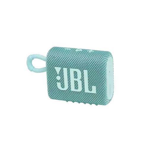 JBL GO 3 GRN Portable Waterproof Speaker JBLGO3GRN