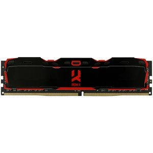 Goodram DDR4 8GB/2666MHz Black CL19 IR-X2666D464L16S/8G