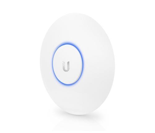 Ubiquiti UB-UAP-AC-LITE-5 Точка за достъп Ubiquiti UAP-AC-LITE-5, 2.4/5GHz, 300/867Mbit, 20dBm, 3x3 MIMO 3dBi, Indoor, 5 в пакет