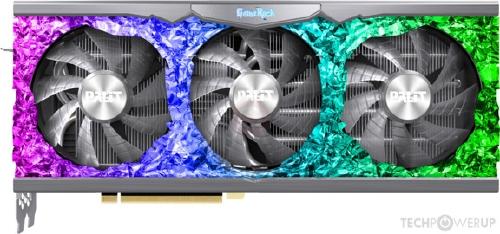 Palit GeForce RTX 3070 GameRock 8GB GDDR6