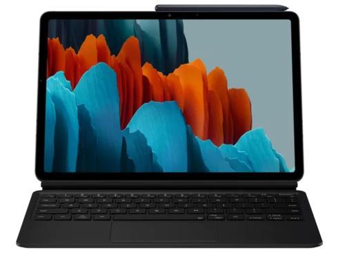 Samsung Tab S7 Bookcover Keyboard Black EF-DT870UBEGEU_S