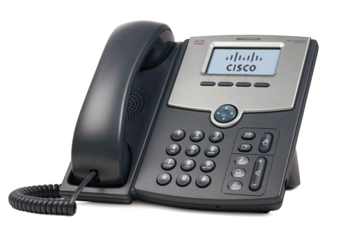 Cisco SPA 502G 1-Line IP Phone With Display PoE PC Port