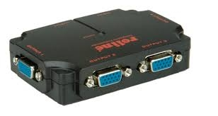 Roline VGA Video Splitter 4-x 14.01.3536R