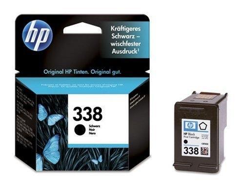 HP 338 Black Inkjet Print Cartridge C8765EE