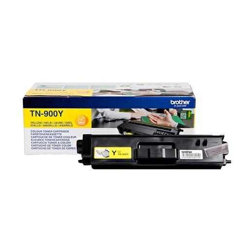 Brother TN-900Y Toner Cartridge Super High Yield TN900Y