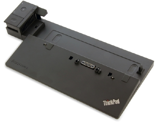 Lenovo ThinkPad Pro Dock - 65W EU for T540p, T440p, T440 and T440s (Integrated graphics models only), X240 40A10065EU